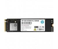 Твердотельный диск 500 Гб HP EX900 M.2, NVMe 3D TLC [R/W - 1400/2000 MB/s] (2YY44AA)