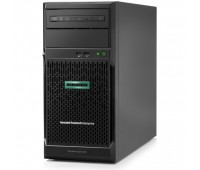 Сервер HPE ProLiant ML30 Gen10/ Xeon E-2224/ 16GB/ 4x LFF/ noODD/ Smart Array S100i/ 2x 1GbE/ noODD/ 1x 350W (up 1) (P16928-421)