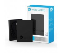 Внешний диск HP P600 500GB, USB 3.1. [R/W - 560/490 MB/s] (3XJ07AA#ABB)