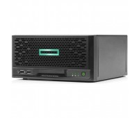 Сервер HPE ProLiant MicroServer Gen10 Plus/ Xeon E-2224 UMT/ 16GB/ noHDD (up 4LFF)/ noODD/ S100i/ iLOStd/ 4x 1GbE/ 1x 180W (NHP) (P16006-421)