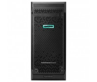 Сервер HPE ProLiant ML110 Gen10 TWR 4.5U/ Xeon Bronze 3204/ 16GB/ noHDD (up 4 LFF)/ noODD/ S100i - ZM/ 2x GbE/ iLO 5 Std/ 1x 550W NHP (P21438-421)
