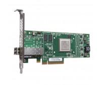 Однопортовый HBA адаптер HP SN1000Q 16Gb FC Host Bus Adapter PCI-E 3.0 (LC Connector), incl. 16 Gbps SFP+, incl. h/ h & f/ h. brckts (QW971A)